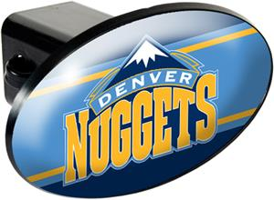 NBA Denver Nuggets Trailer Hitch Cover