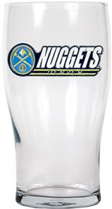 NBA Denver Nuggets 20oz Pub Glass