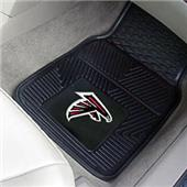 Fan Mats Atlanta Falcons Vinyl Car Mats (set)