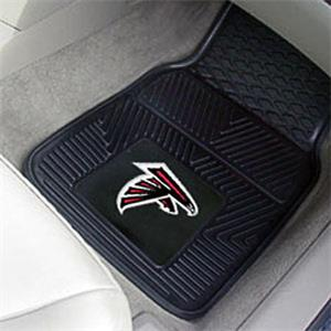 Fan Mats Atlanta Falcons Vinyl Car Mats