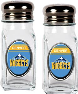 NBA Denver Nuggets Salt & Pepper Shaker Set