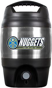 NBA Denver Nuggets 1 gallon Tailgate Jug