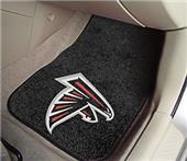 Fan Mats Atlanta Falcons Carpet Car Mats
