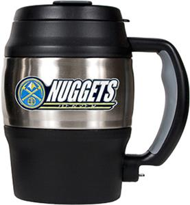 NBA Denver Nuggets 20oz Stainless Steel Mini Jug