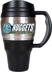 NBA Denver Nuggets Stainless 20oz Travel Mug