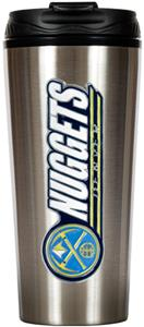 NBA Denver Nuggets 16oz Travel Tumbler