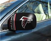 Fan Mats Atlanta Falcons Small Mirror Cover