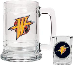 NBA Golden State Warriors Boilermaker Gift Set