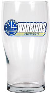 NBA Golden State Warriors 20oz Pub Glass