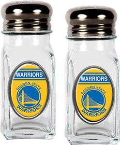 NBA Golden State Warriors Salt & Pepper Shaker Set