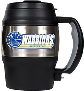 NBA Warriors 20oz Stainless Steel Mini Jug