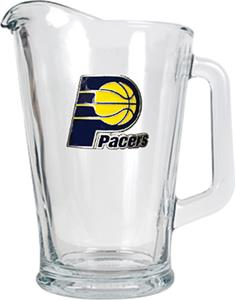 NBA Indiana Pacers 1/2 Gallon Glass Pitcher