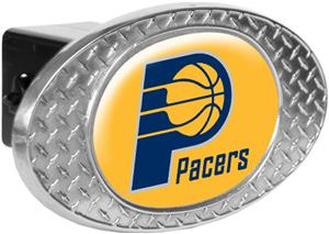 NBA Indiana Pacers Diamond Plate Hitch Cover