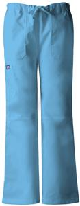 Cherokee Women's Low-Rise Cargo Scrub Pants