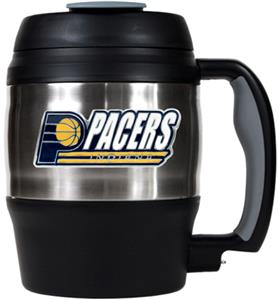 NBA Indiana Pacers 52oz Stainless Macho Travel Mug