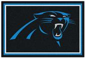 Fan Mats NFL Carolina Panthers 5x8 Rug