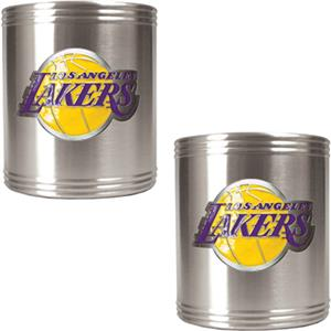 NBA Los Angeles Lakers Stainless Steel Can Holders