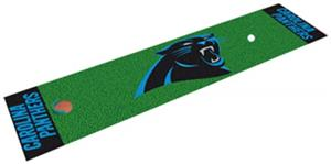 Fan Mats Carolina Panthers Putting Green Mat