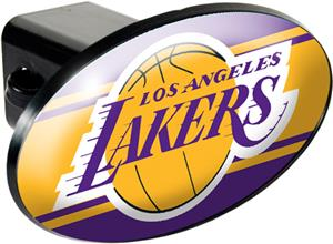 NBA Los Angeles Lakers Trailer Hitch Cover