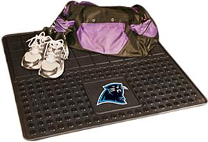Fan Mats NFL Carolina Panthers Vinyl Cargo Mat