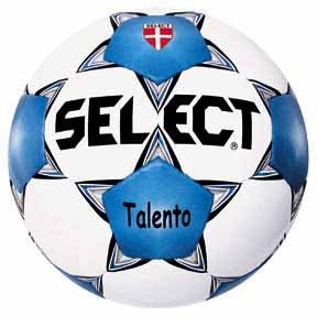 Select Talento soccer balls Closeout (#4,5)