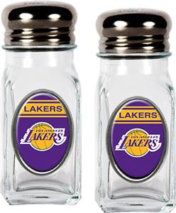 NBA Los Angeles Lakers Salt & Pepper Shaker Set