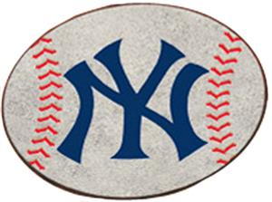 Fan Mats MLB New York Yankees Baseball Mat