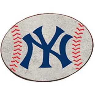 Fan Mats MLB New York Yankees Baseball Mat