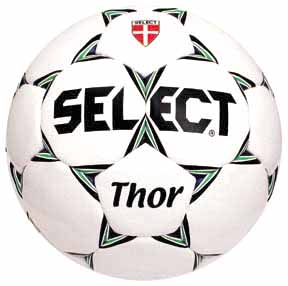 Select Thor Soccer Balls Closeout Size 4