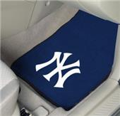 Fan Mats MLB New York Yankees Car Mats (set)