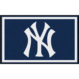 Fan Mats MLB New York Yankees 4x6 Rug