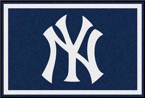 Fan Mats MLB New York Yankees 5x8 Rug