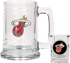 NBA Miami Heat Boilermaker Gift Set