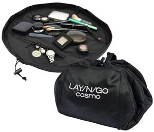 Lay-n-Go Cosmo Mat Converts to Cosmetic Bag