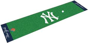 Fan Mats MLB New York Yankees Putting Green Mat