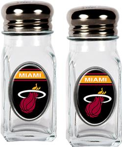 NBA Miami Heat Salt &amp; Pepper Shaker Set