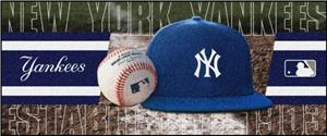Fan Mats MLB New York Yankees Baseball Runner