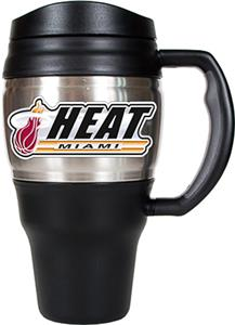 NBA Miami Heat 20oz Travel Mug