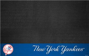 Fan Mats MLB New York Yankees Grill Mat