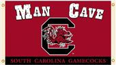 Collegiate South Carolina Man Cave 3' x 5' Flag