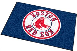 Fan Mats MLB Boston Red Sox Starter Mat