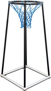 Park & Sun Telescopic Floor Basketball Hoop