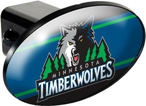 NBA Minnesota Timberwolves Trailer Hitch Cover