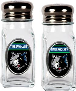 NBA Timberwolves Salt & Pepper Shaker Set