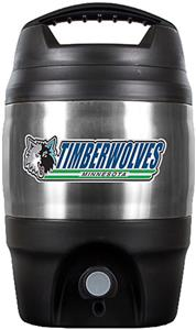 NBA Minnesota Timberwolves 1 gallon Tailgate Jug
