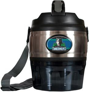 NBA Minnesota Timberwolves 80oz. Grub Jug