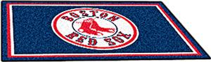 Fan Mats MLB Boston Red Sox 5x8 Rug