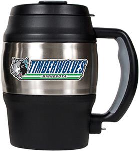 NBA Timberwolves 20oz Stainless Steel Mini Jug