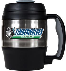 NBA Timberwolves 52oz Stainless Macho Travel Mug