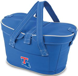 Picnic Time Louisiana Tech Bulldogs Mercado Basket